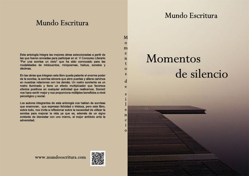 libro Momentos de silencio