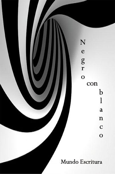 libro Negro con blanco